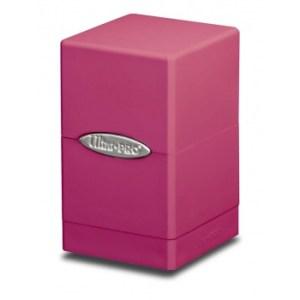UP - Deck Box - Satin Tower - Bright Pink