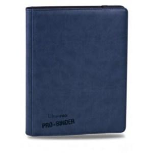UP - Premium Pro-Binder - 9-Pocket Portfolio - Blue
