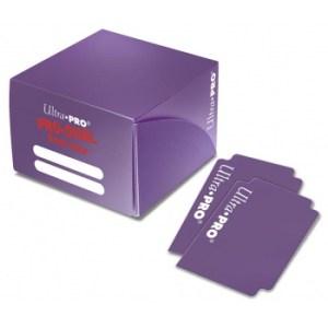 UP - Deck Box - Pro Dual - Purple