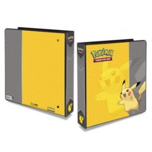 UP - 2Album - Pokemon - Pikachu
