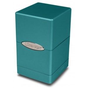 UP - Deck Box - Satin Tower - Metallic Ocean Shimmer