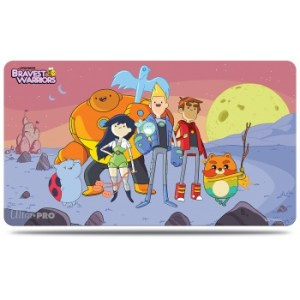 UP - Play Mat - Bravest Warriors - Heroes