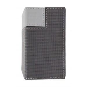 UP - Deck Box - M2 Deck Box - Dark Silver & Light Silver