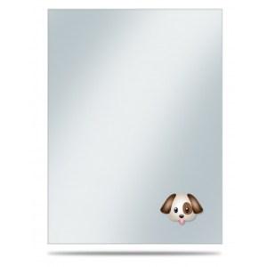 UP - Printed Deck Protector Sleeve Covers (50 Sleeves) - Emoji Dog