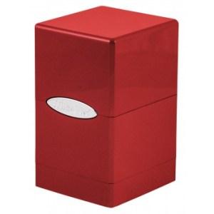 UP - Deck Box - Satin Tower - Fire