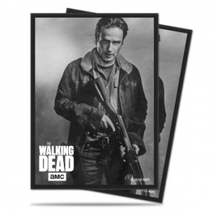 UP - Sleeves Standard - The Walking Dead: Rick (50 Sleeves)