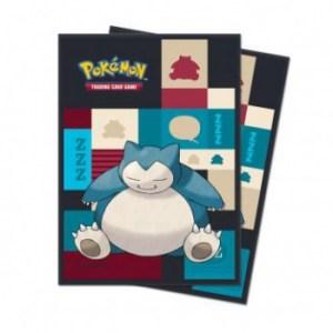 UP - Sleeves Standard - Pokemon - Snorlax (65 Sleeves)