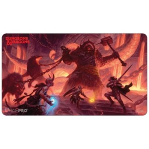 UP - Playmat - Dungeons & Dragons - Fire Giant