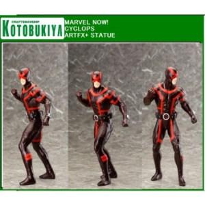 Marvel NOW! Super Heroes - Cyclops ARTFX+ 1/10 Scale Statue 20cm