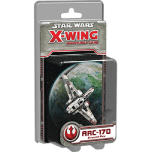 FFG - Star Wars X-Wing: ARC-170 Expansion Pack