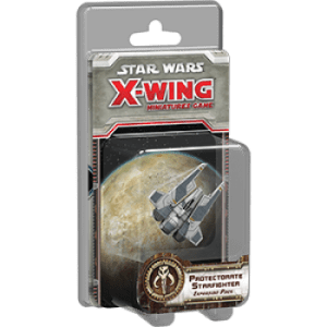 FFG - Star Wars X-Wing: Protectorate Starfighter Expansion Pack