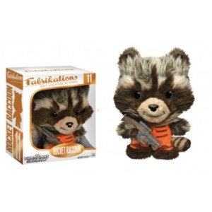 Funko Fabrikations Guardians Of The Galaxy - Rocket Raccoon Plush Action Figure 15cm