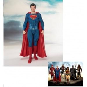 Justice League The Movie - SUPERMAN 1/10 Scale ARTFX+ Statue 19cm