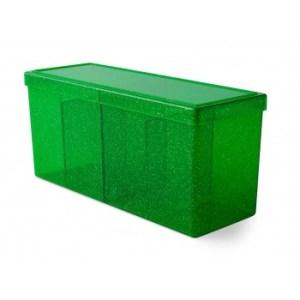Dragon Shield Four-Compartment Box - Emerald
