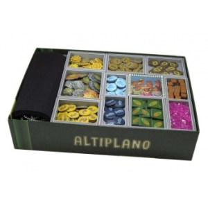 Altiplano. and The Traveler Insert