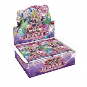 YGO - Legendary Duelists: Sisters of the Rose - Booster Display (36 Boosters)