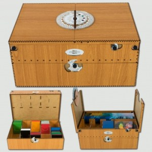 - Deluxe Card Chest