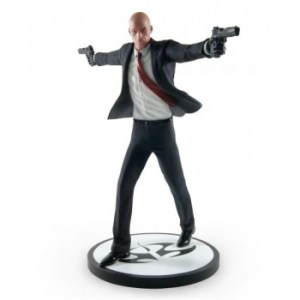 Hitman - Agent 47 - PVC Statue 26cm