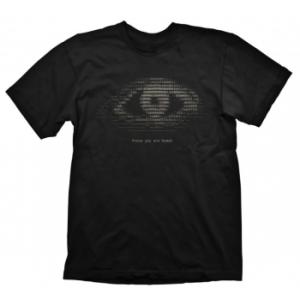 The Talos Principle T-Shirt Prove You Are Human - Size S