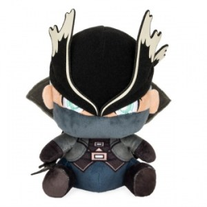 Bloodborne - Stubbin Plush Hunter (20cm)