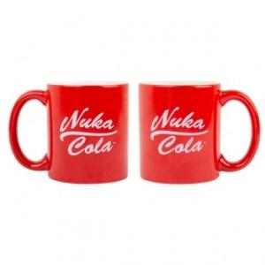 Fallout Mug Nuka Cola Red