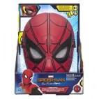 Spider-Man Mask with Spider-Glance & Sound Effects