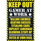 Juliste - Gaming Keep Out