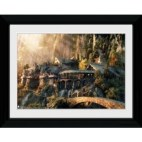 GBeye Collector Print - Lord Of The Rings Fellowship of the Ring 30x40cm