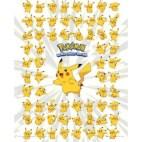 Juliste - Pokemon Pikachu Minies