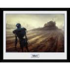 GBeye Collector Print - Fallout 4 Farming Robot 30x40cm