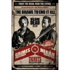 Juliste - The Walking Dead Fight