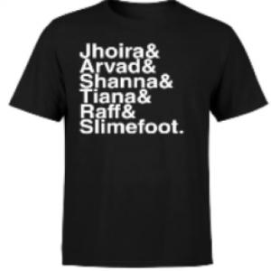 Magic The Gathering Weatherlight Crew Mens T-Shirt - Black - XL