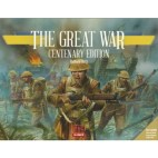 Commands and Colours WW1 Board Game: The Great War (New Centenary Edition)