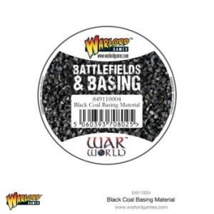 Black Coal Basing Material (180ml)
