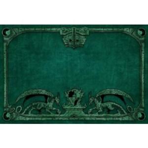 Dragon Shield Play Mat - Green
