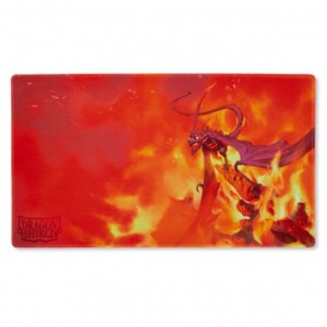 Dragon Shield Play Mat - Matte Orange (Limited Edition)
