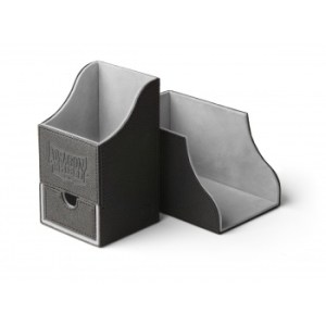 Dragon Shield Nest Box + black/light grey