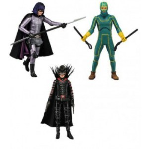 Kick-Ass 2 The Movie 18cm Deluxe Action Figures Assortment (14)