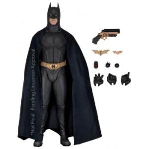 Batman Begins - Christian Bale as BATMAN Deluxe Action Figure1/4 Scale 46cm