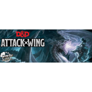 Attack Wing: Dungeons & Dragons Wave Bases Set - PURPL