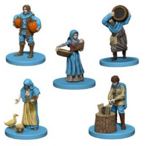 Agricola: Game Expansion Blue