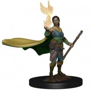 D&D Icons of the Realms Premium Figures: Elf Female Druid (6 Units)