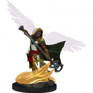 D&D Icons of the Realms Premium Figures: Aasimar Female Wizard (6 Units)