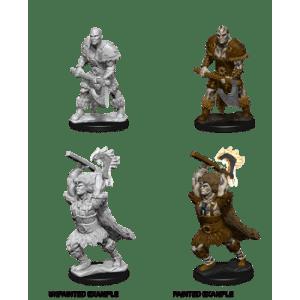 D&D Nolzurs Marvelous Miniatures - Male Goliath Barbarian (6 Units)