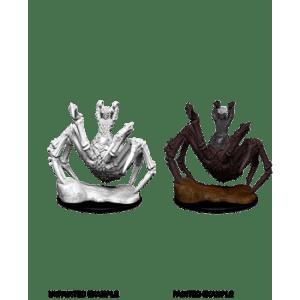 D&D Nolzurs Marvelous Miniatures - Drider (6 Units)