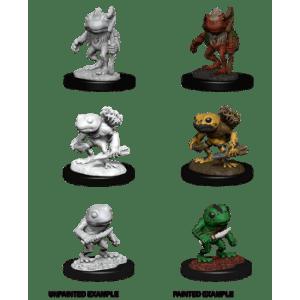 D&D Nolzurs Marvelous Miniatures - Grung (6 Units)