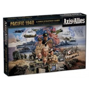 Axis & Allies Pacific (2012)