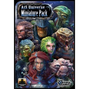Among the Stars - Universe Miniatures Pack