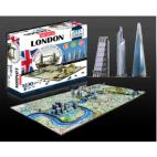 4D Cityscape - London Puzzle