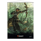 UP - Stained Glass Wall Scroll Magic: The Gathering - Vivien